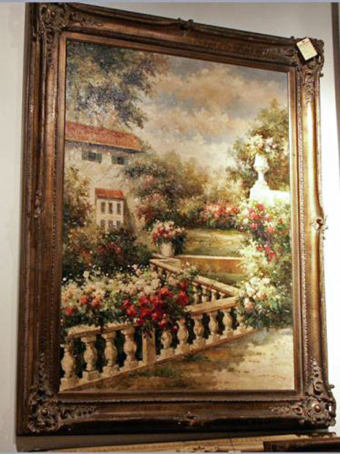 Original Oil on Canvas 1