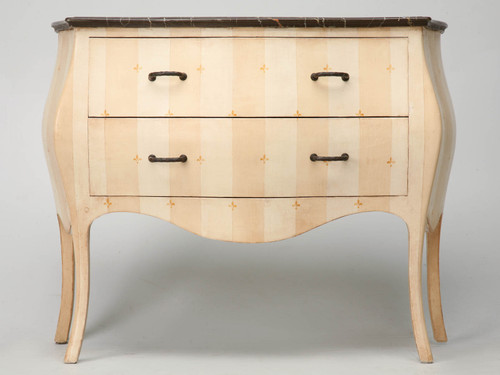 Reproduction Bombe Commode
