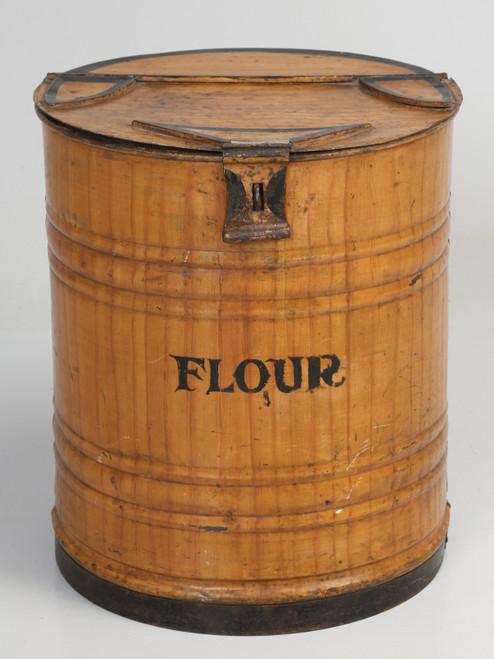 """English Bakery or Mercantile """"Flour"""" Bin"""