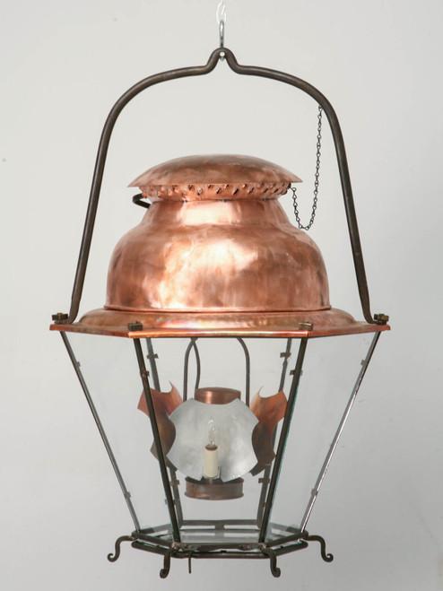 Custom French 18th Century Lantern Front
