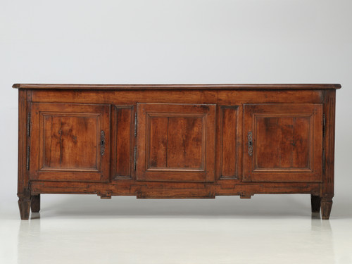 Antique French Buffet Restored Structurally Front