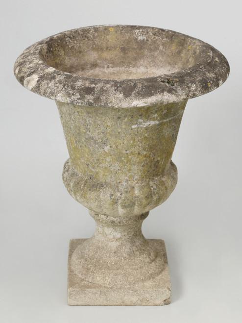 Antique French Garden Urn or Planter Main