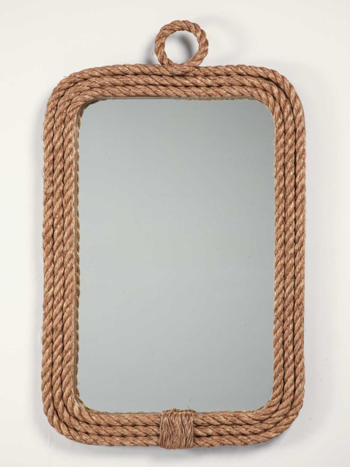 Custom Rope Nautical Themed Wall Mirror
