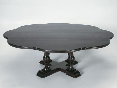 Custom Clover Leaf Dining Table Main