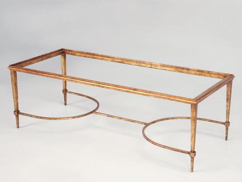 Custom French Louis XVI Coffee Table Base