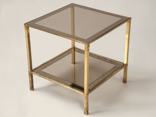 Vintage French Forties Design End/Side Table