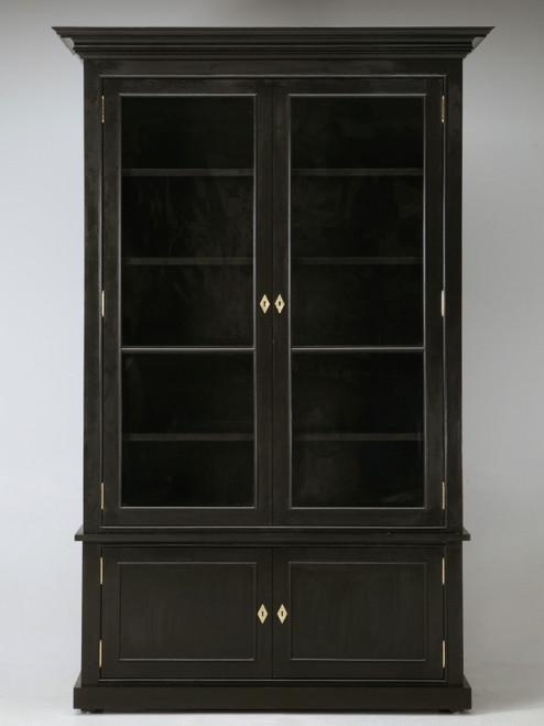Jansen Inspired Custom Handcrafted Bookcase