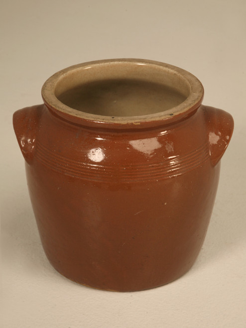 Authentic French Mustard Pot