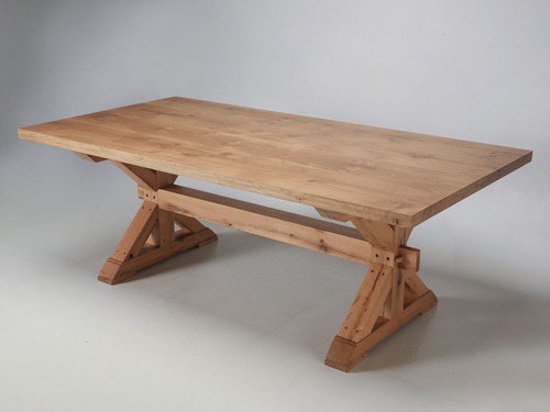 French Country Style Kitchen Island/Work Table Main