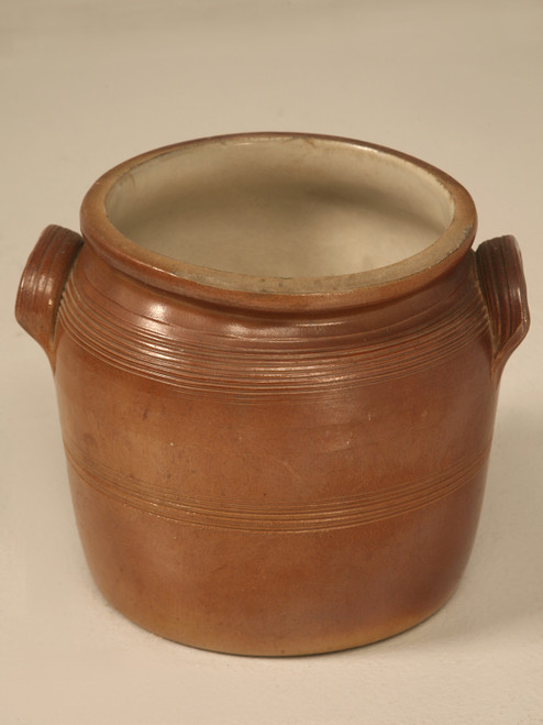 French Imported Mustard Pot