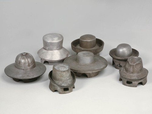 French Hat Forms, circa 1930s