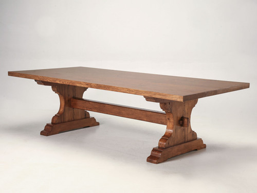 Reproduction c.1800's French Dining Table Main