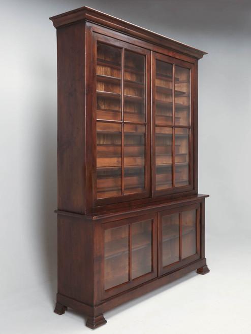 French Vitrine or Specimen Cabinet, circa 1891