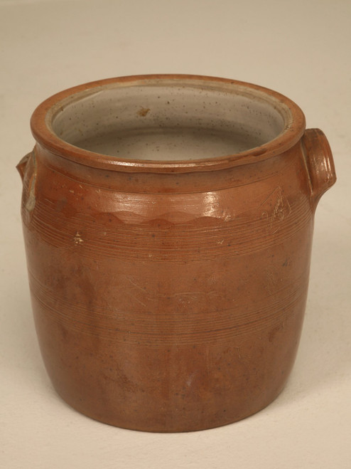 French Mustard Authentic Pot