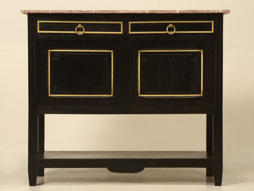 French Louis XVI Style Server Front View