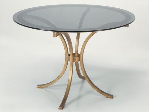 Small French Gilt Table Main