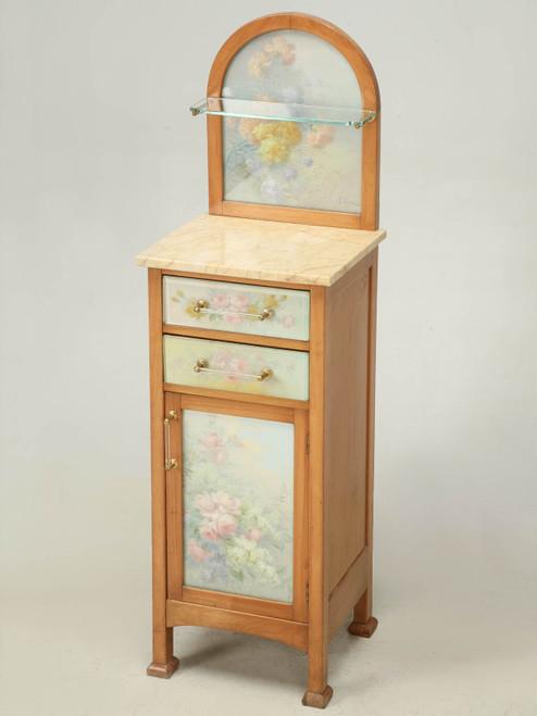 Spanish Bathroom or Nightstand Cabinet