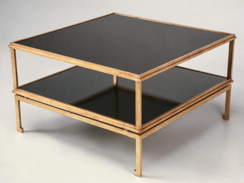 Mid-Century Modern Coffee Table Available in Any Size