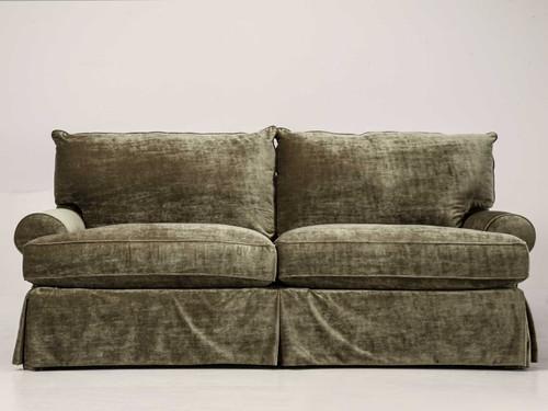Sofa Sleeper in Dark Moss