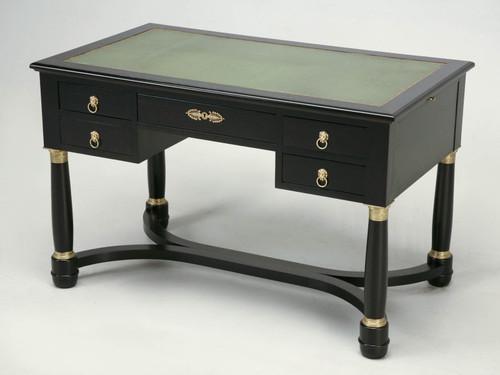 Antique French Ebonized Desk