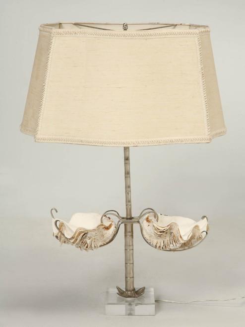 Mid-Century Modern Specimen Lamp Front