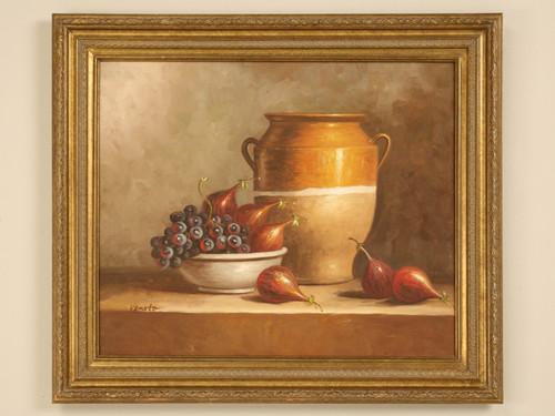 Decorative Still Life Oil Painting