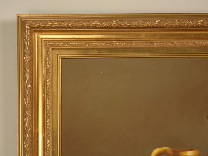 Decorative Art Still Life Oil Painting