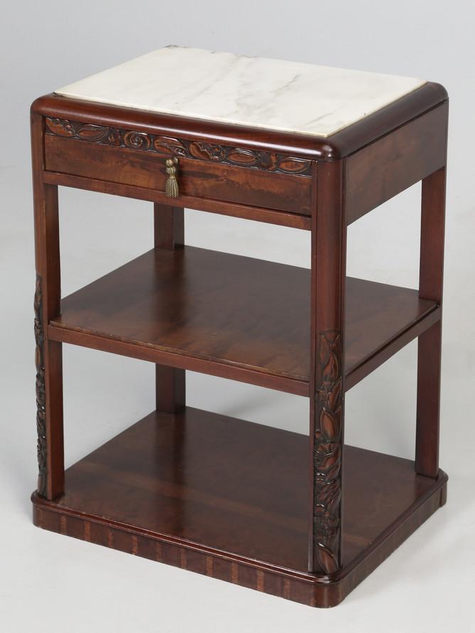 Vintage American Mahogany End Table