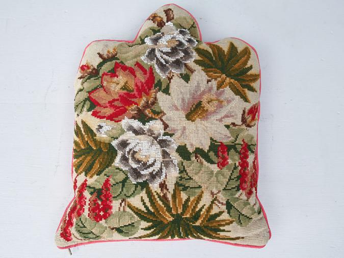 Beaded Pillow