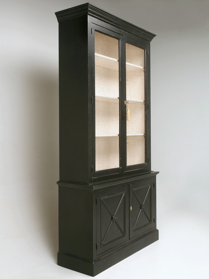 Custom Country French Style Bookcase