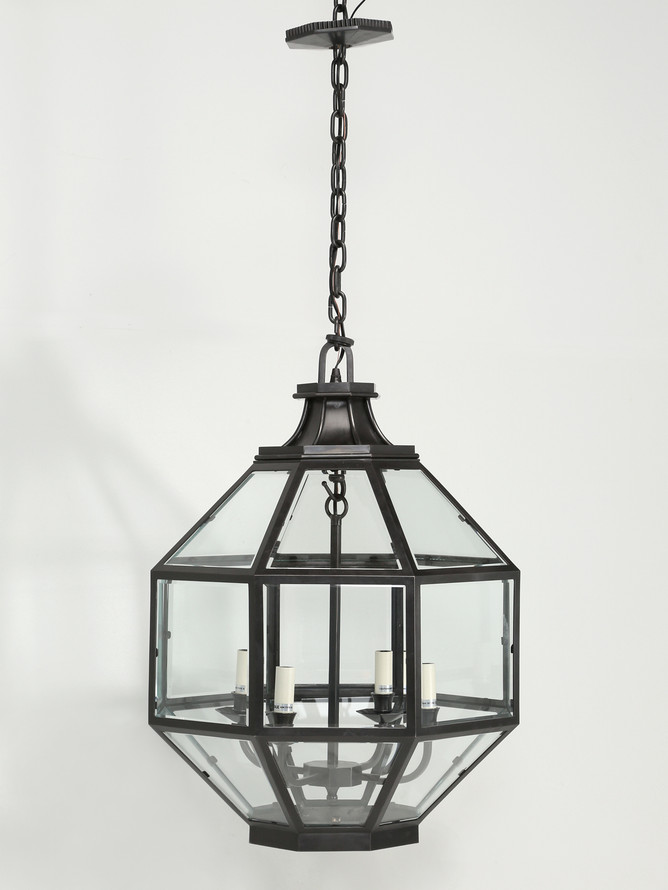 Greenwich Lantern by Charles Edwards Lantern and Chain