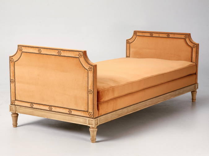 Custom Made Upholstered Daybed