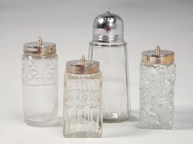 19th C. Sugar Shakers