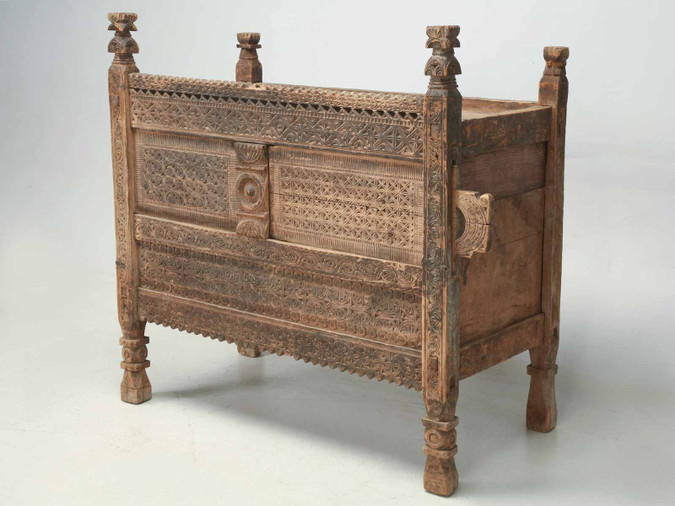 Swat Chest from the Swat Valley of Pakistan