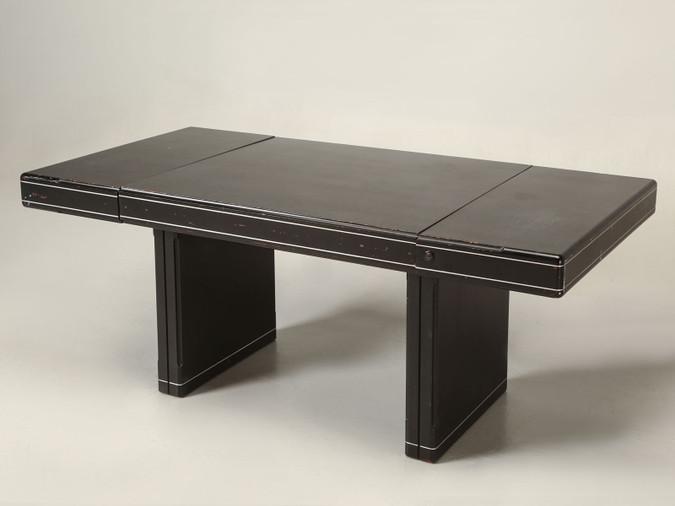 American Mid-Century Modern Desk Dining Table Main