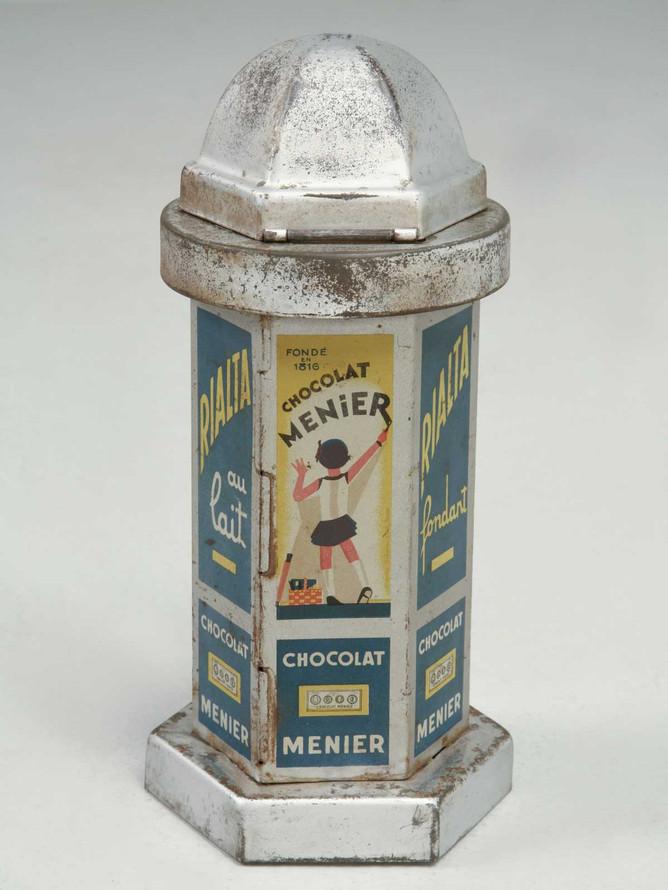 Chocolate Menier Dispenser