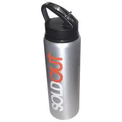 Water Bottle - Silver