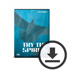 """""""Try The Spirits"""" Video Download - Session 4: Walking in the Spirit"""