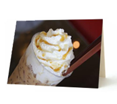 """""""Coffee Time"""" Card"""