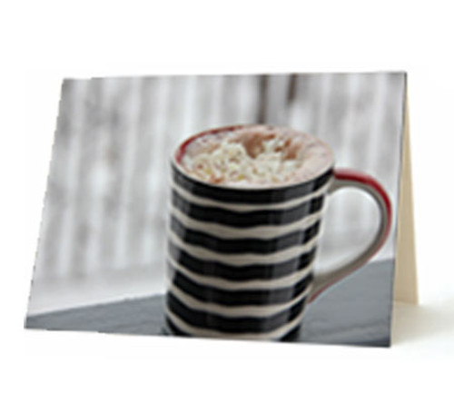 """Winter Drink"" Card"