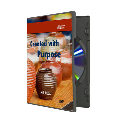 """Created with Purpose"" DVD Series"