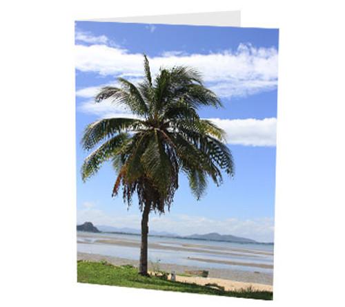 """Tropical Vacation"" Card"
