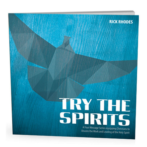 """""""Try The Spirits"""" Study Guide"""