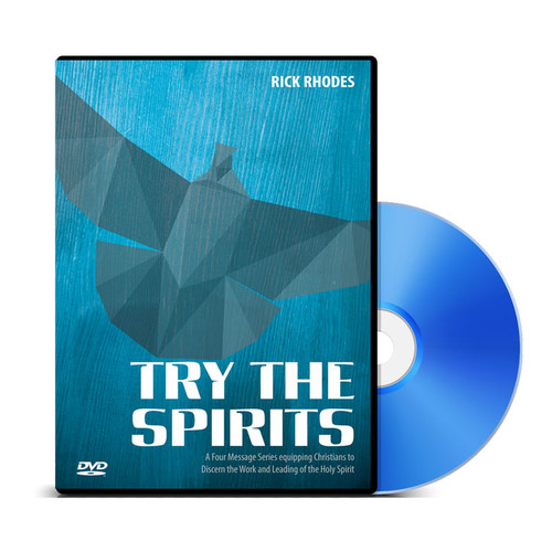 """Try The Spirits"" DVD Series"