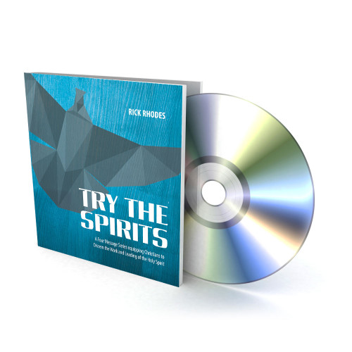 """""""Try The Spirits"""" CD (4 Sessions)"""