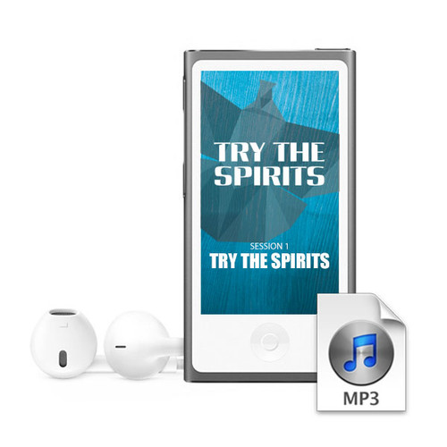 """""""Try The Spirits"""" Audio Session 1 • Try The Spirits"""