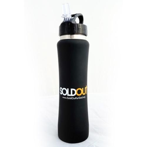 Water Bottle - Black