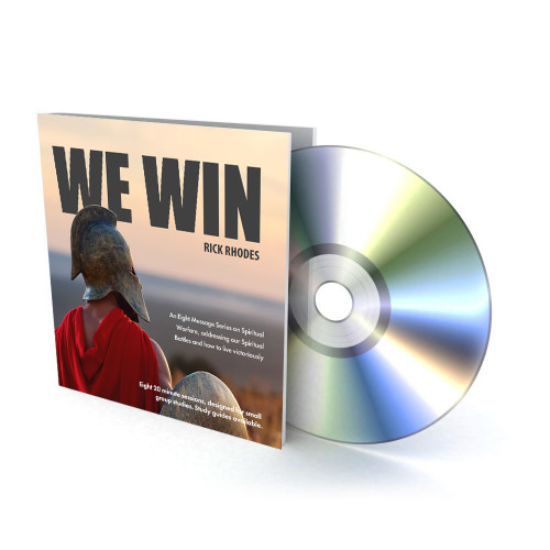 """""""We Win"""" CD (8 Sessions)"""