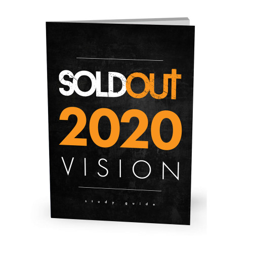 SoldOut 2020 Vision - Study Guide