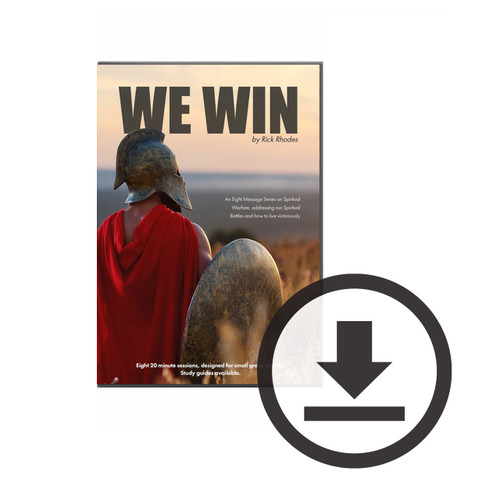 """""""We Win"""" Download - Session 2: Our Victorious Leader"""